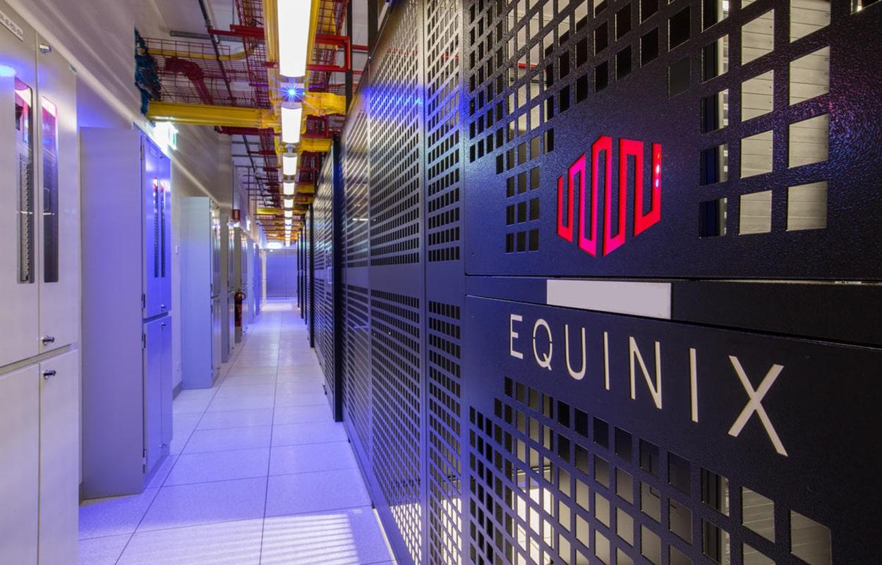 مرکز داده Equinix
