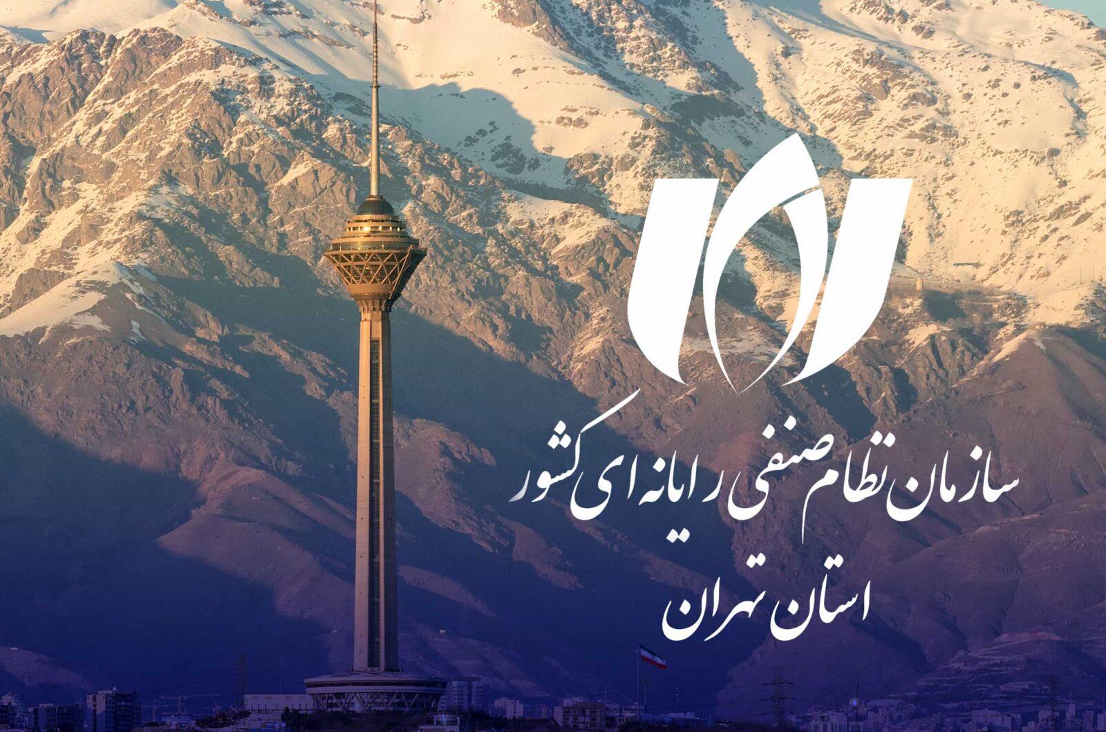 سازمان نظام صنفی رایانه ای تهران