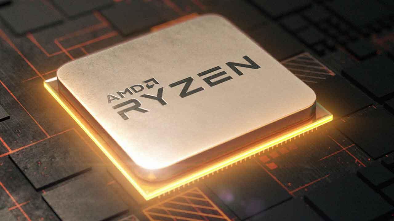 امکان اورکلاک پردازنده های موبایل با AMD RYZEN 9