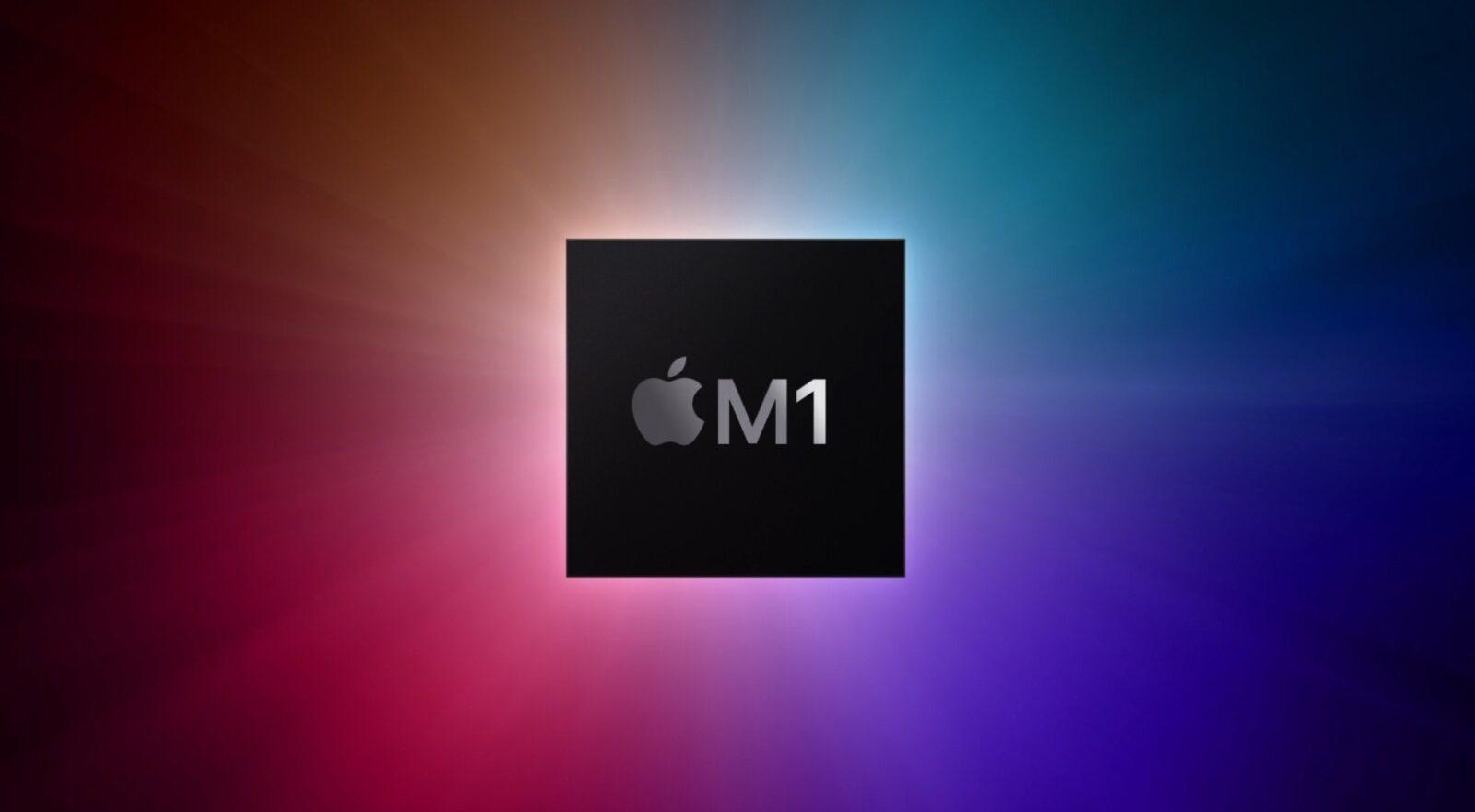 تراشه اختصاصی اپل M1