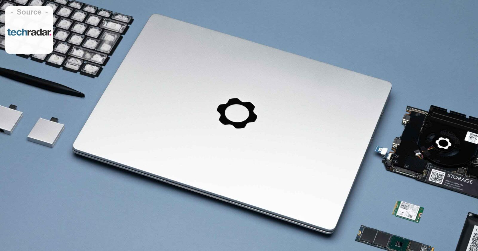 آیا این لپ تاپ ماژولار می تواند آینده لپ تاپ ها را دگرگون کند؟