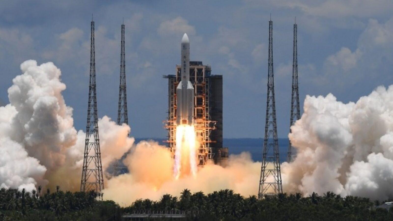 چین، اولین ماهواره 6G جهان را به فضا پرتاب کرد