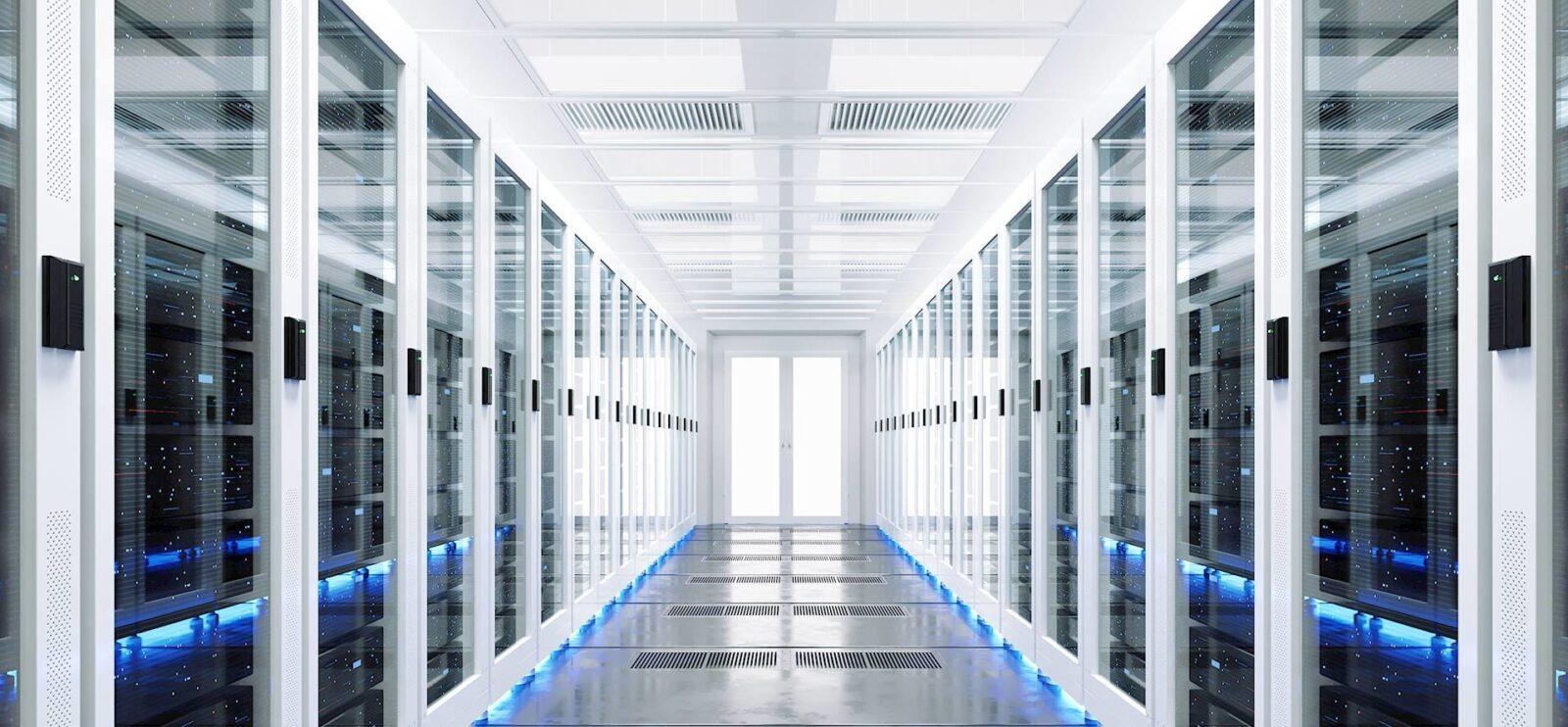 بهینه سازی مرکز داده