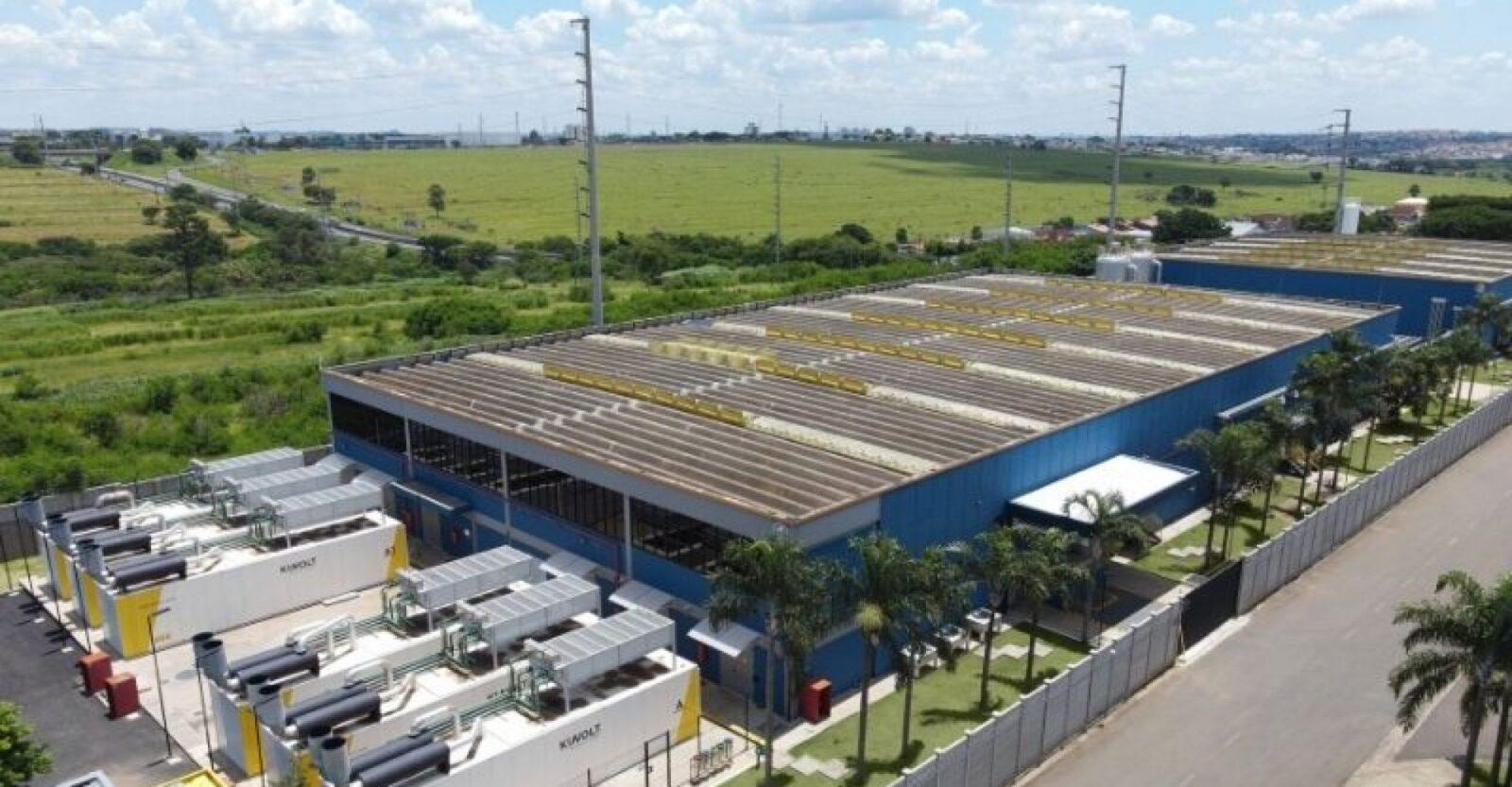 بازار در حال توسعه مرکز داده در برزیل