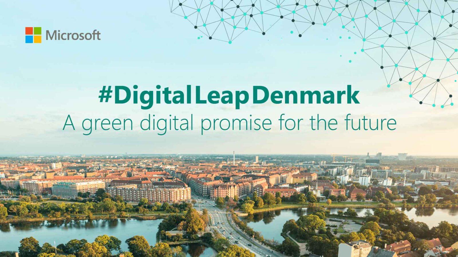 تحولات سبز با مایکروسافت AZUR در دانمارک