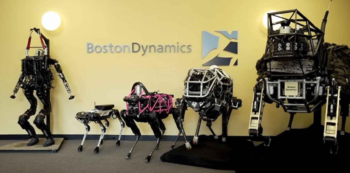 هیوندای سهام 1/1 میلیارد دلاری شرکت رباتیک بوستون داینامیکس را خرید