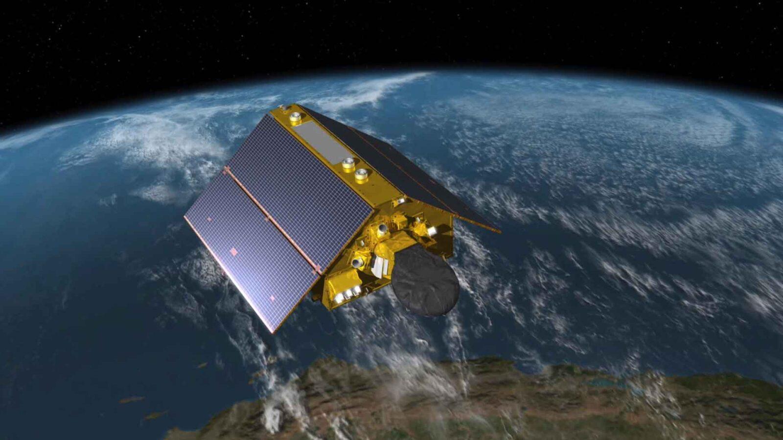 پرتاب جدیدترین ماهوارهی ناسا برای ردیابی افزایش سطح آب دریاها