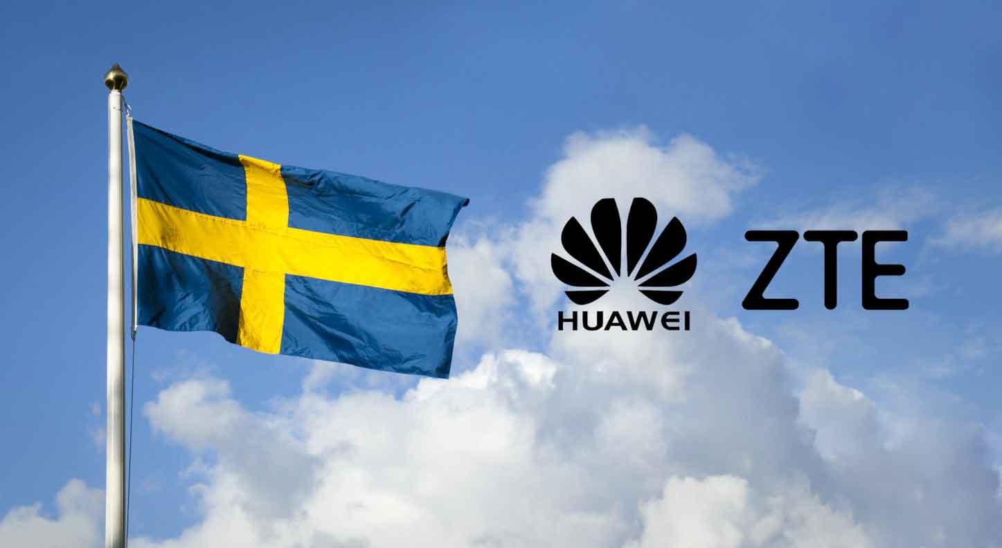 سوئد به کارگیری تجهیزات هوآوی و ZTE در زیرساخت 5G را ممنوع اعلام کرد