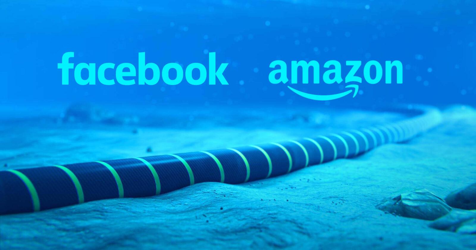 فیس بوک و آمازون منتظر تأیید پروژه کابل فیلیپین هستند