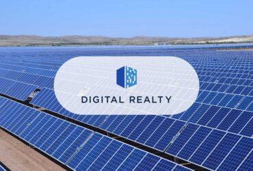 نیمی از مراکزدادهی Digital Realty از منابع انرژی تجدیدپذیر استفاده میکند