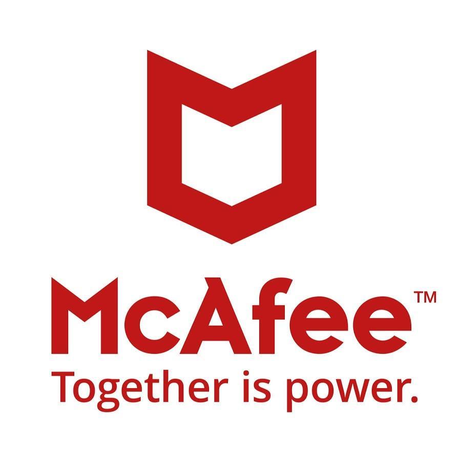 امنیت سرور McAfee