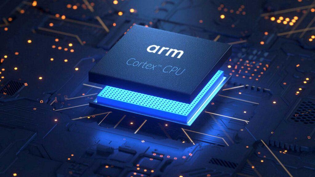 پردازنده ARM