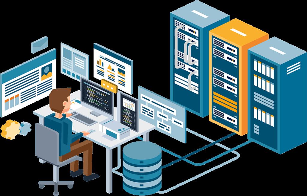 مدیریت زیرساخت مرکز داده (DCIM)