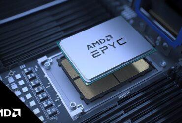 AMD شانزده درصد بازار سی پی یو سرور را از آن خود کرد