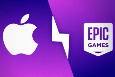 نبر حقوقی اپل در برابر اپیک گیمز