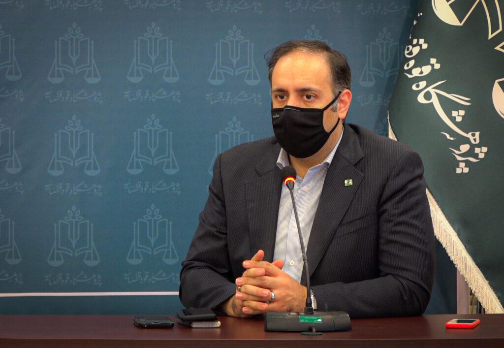 حسین اسلامی رئیس هیأت مدیرهی سازمان نظام صنفی رایانهای (نصر) استان تهران