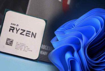 مایکروسافت مشکل ویندوز ۱۱ با پردازندههای AMD را حل میکند